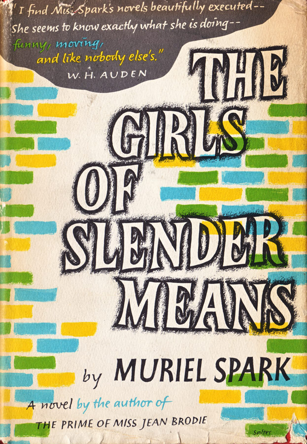 the narrative structures of the novels the prime of miss jean brodie and the girls of slender means